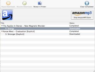 Amazon Downloader