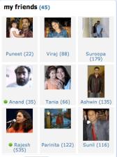 Orkut Buddies